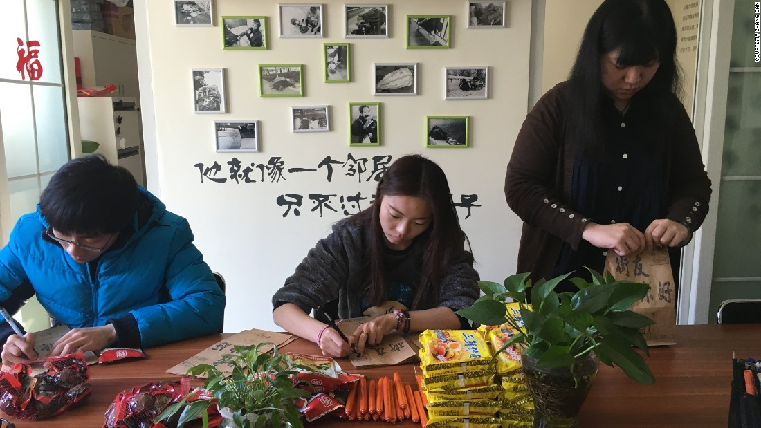 Hefeng Social Work Firm is a non-profit organization providing essential services to street sleepers in Beijing, including homeless petitioners.