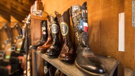 Presidential Cowboy Boots