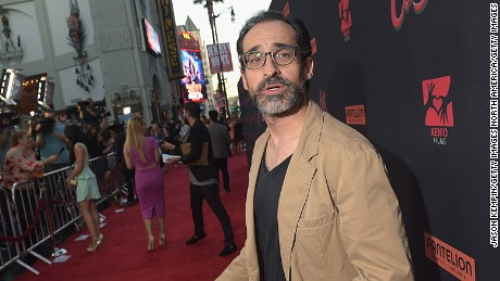 "HOLLYWOOD, CA - AUGUST 27:  Actor Bruno Bichir attends the premiere of Pantelion Film's ""Cantinflas"" at TCL Chinese Theatre on August 27, 2014 in Hollywood, California.  (Photo by Jason Kempin/Getty Images)"