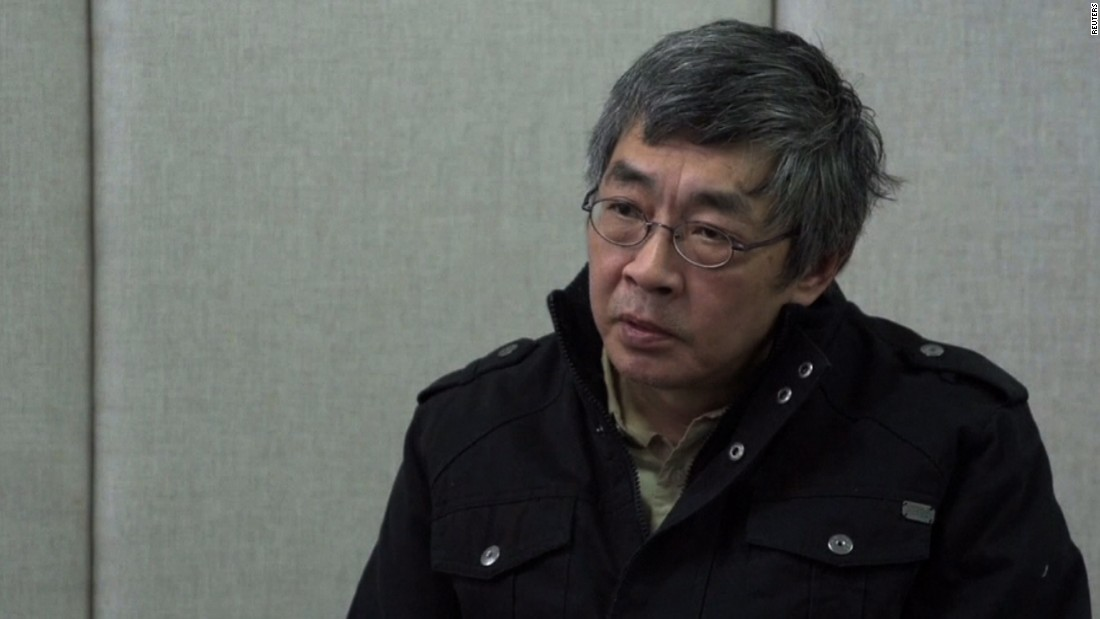 "Lam Wing-Kee, manager of Causeway Bay Books, went missing in Octber last year while in China.<strong> </strong>A statement from the Hong Kong government on February 4 said Lam, along with colleagues Lui Por and Cheung Chi Ping, was under investigation and being held by police in Guangdong province. In an interview aired February 28, Lam, Lui, Cheung and Gui admitted to illegal book trading. Lam reappeared on June 16, 2016 in Hong Kong and claimed he had been kidnapped into mainland China by ""special forces"" at a press conference."