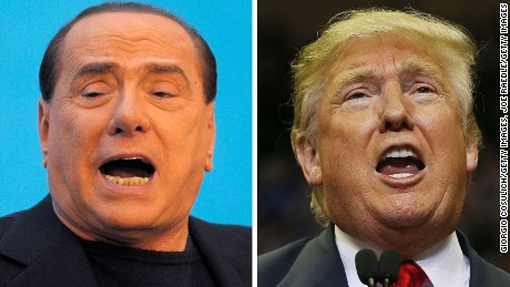 Is Trump the new Silvio Berlusconi?