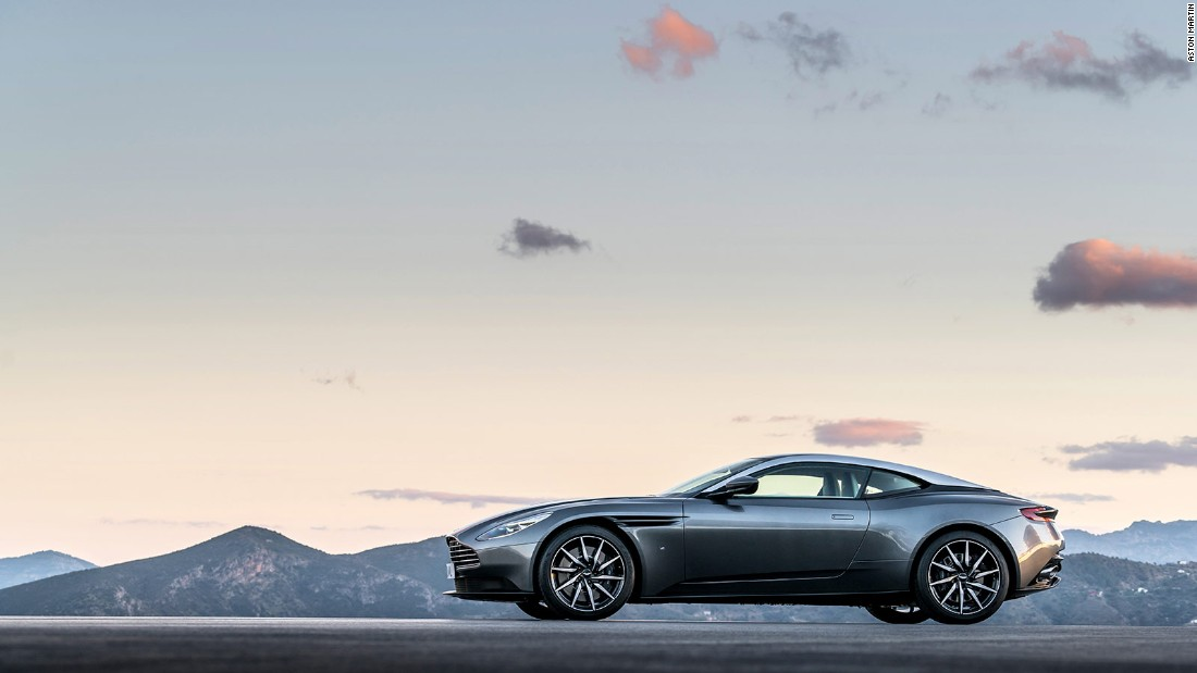 The DB11 marks an overhaul for Aston Martin. Previous incarnation the DB9 relied on design features that could be traced back to 2003, with an engine that was in essence two Ford V6s bolted together.