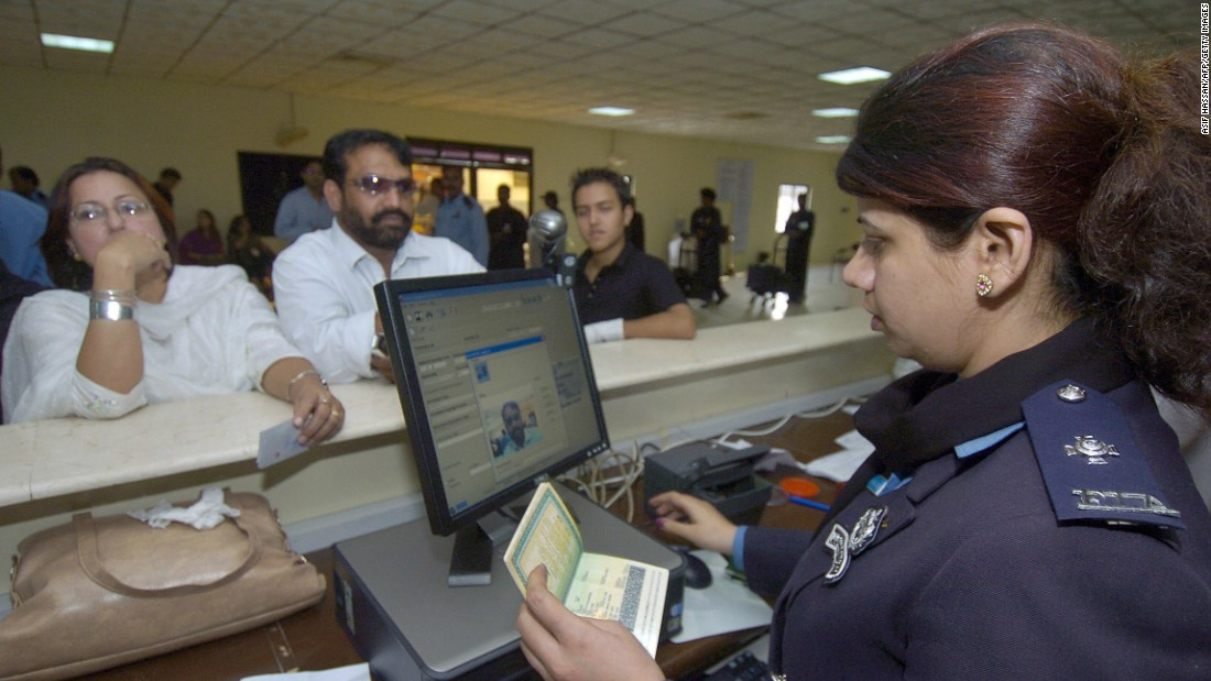 Ranking behind Iraq, Somalia and Syria, Pakistan passport holders can visit 29 countries without a visa.