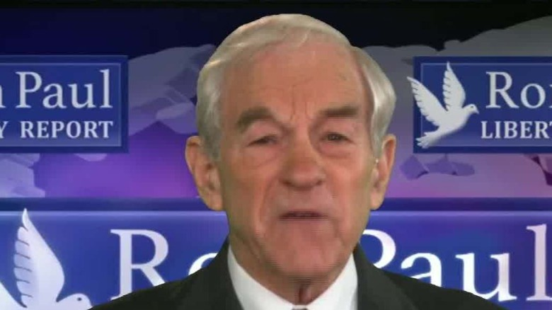 Ron Paul: Trump, Clinton are the same