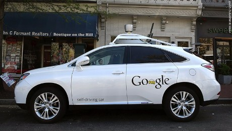 Google's driverless cars may eventually put humans out of the driver's seat, says Mark Goldfeder.