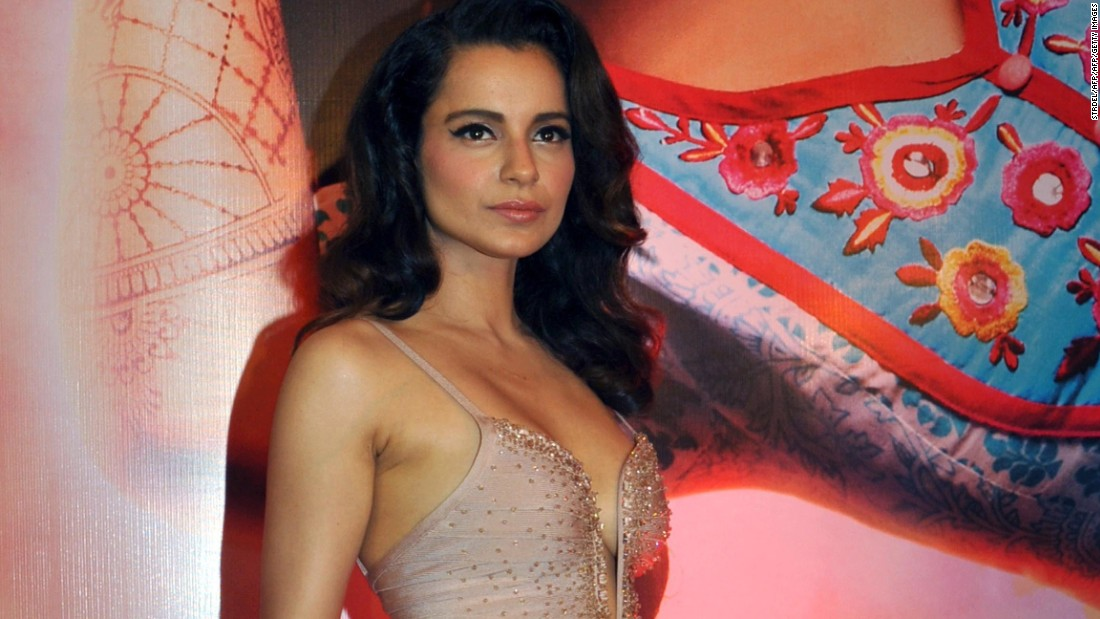 "Kangana Ranaut portrayed a jilted woman who goes on her honeymoon solo in ""Queen""."