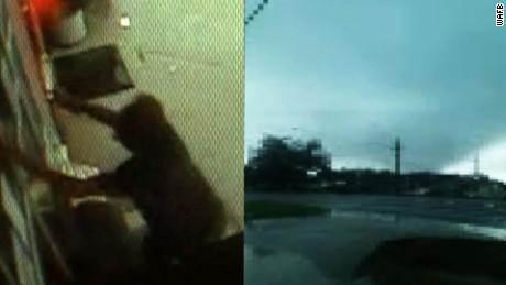 tornado Louisiana FedEx survive pkg_00000000