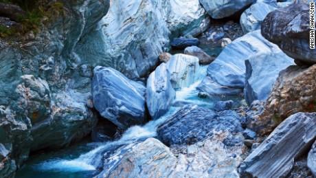 Taroko Gorge: Touring Taiwan's spectacular marble mountains