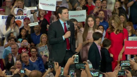 Rubio: Presidency will never be held by a con artist