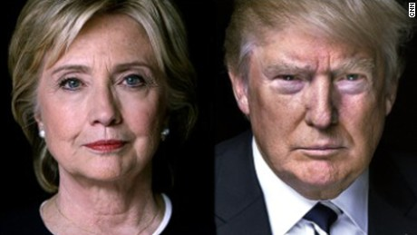 Making history: Hillary Clinton and Donald Trump blaze trails