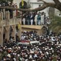 Mumtaz Qadri funeral 3