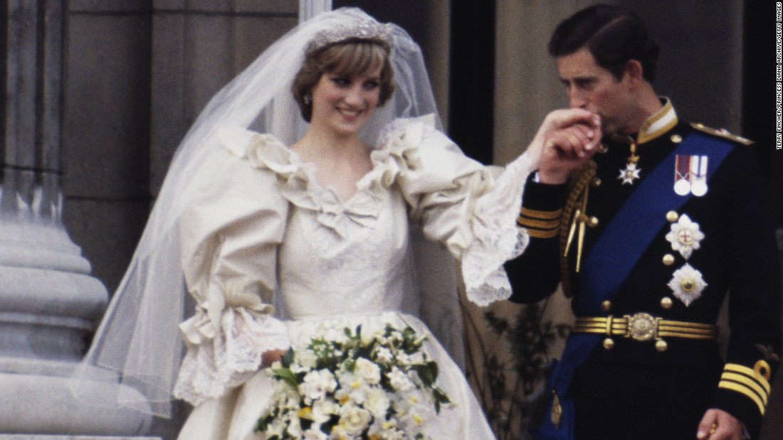 "An estimated 750 million people tuned in to watch Britain's Prince Charles marry Lady Diana Spencer on July 29, 1981. Click through to see more of the decade's most iconic moments, and then experience CNN's <a href=""http://www.cnn.com/shows/the-eighties"" target=""_blank"">""The Eighties,""</a> which airs Thursdays at 9 p.m. starting on March 31."