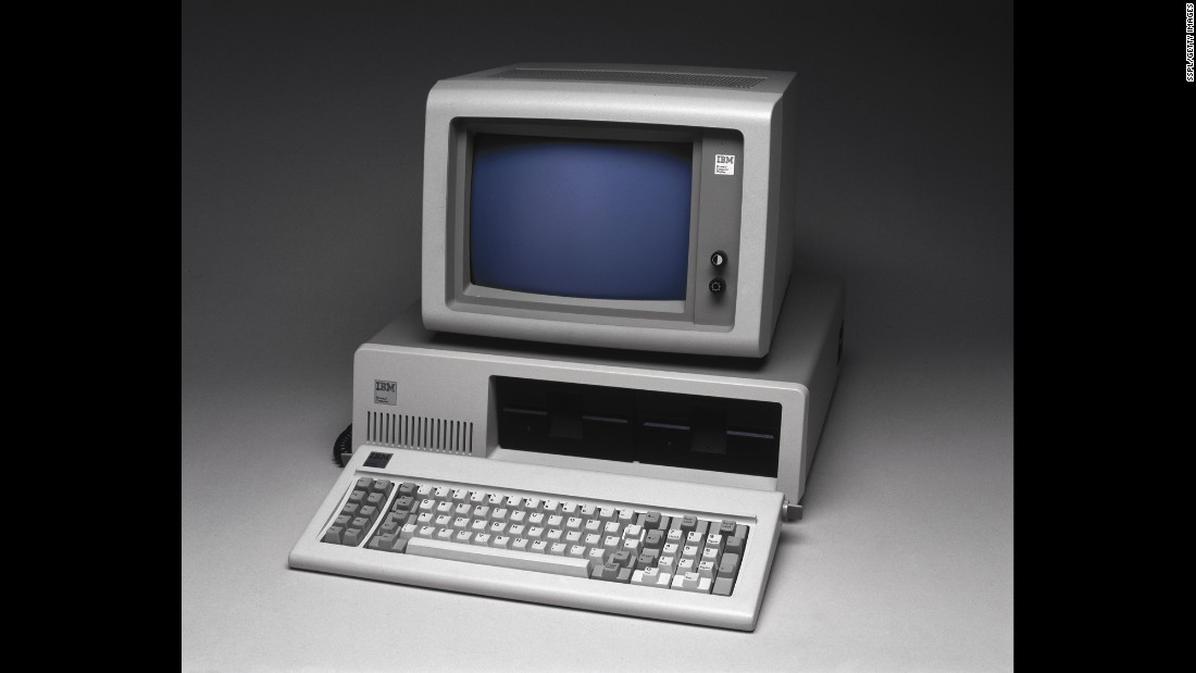 "<strong>Computers get personal:</strong> IBM, previously known for manufacturing mainframe computers, debuted its first personal computer, the 5150, in early 1981. Consumers could buy the 5150 at ComputerLand and Sears, with the base model <a href=""http://www.wired.com/2011/08/0812ibm-5150-personal-computer-pc/"" target=""_blank"">retailing for $1,565</a> (equivalent to nearly $4,000 today). The machine weighed about 25 pounds, which was considered compact at the time."