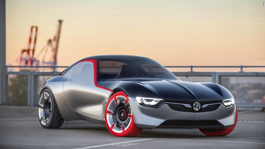 ....to the futuristic Opel GT Concept unveiled at this year's Geneva Motor Show, GM has been manufacturing iconic cars since 1908.