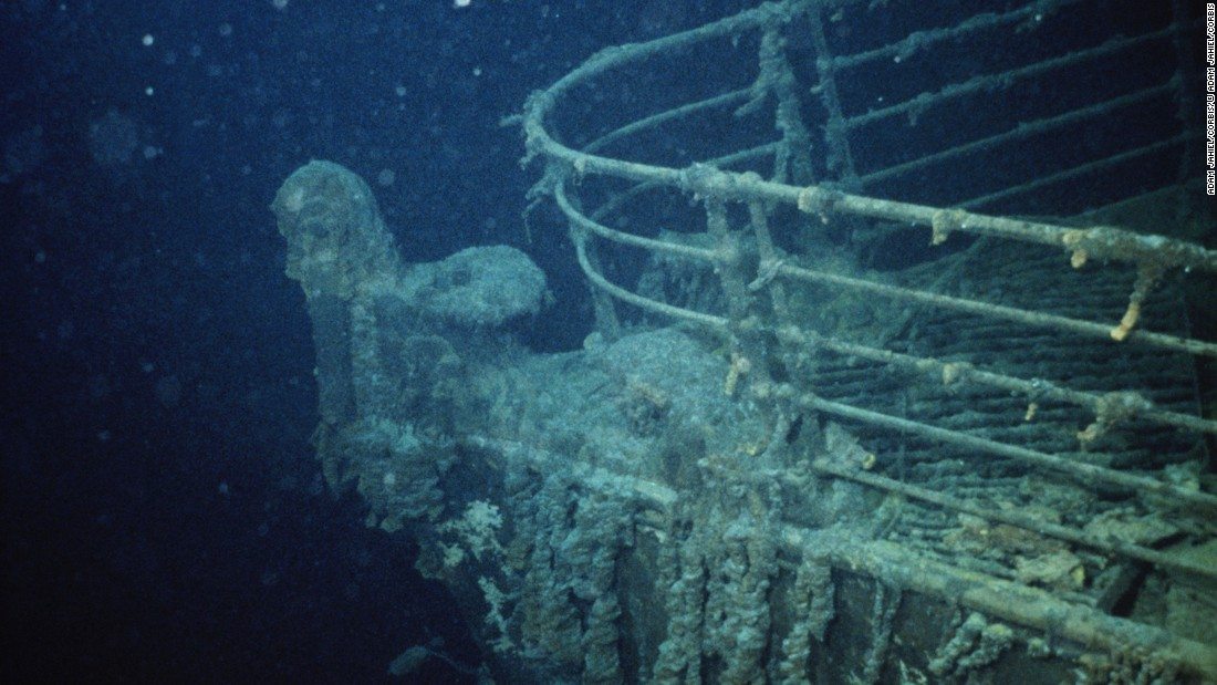 "<strong>Titanic discovery: </strong>On September 2, 1985, a team of American and French researchers discovered the wreckage of the Titanic south of Newfoundland, <a href=""http://www.cnn.com/2013/09/30/us/titanic-fast-facts/"" target=""_blank"">more than 12,000 feet deep</a> in the Atlantic Ocean. One of the most famous shipwrecks of all time, the Titanic sank on April 15, 1912, leading to the deaths of 1,500 people."