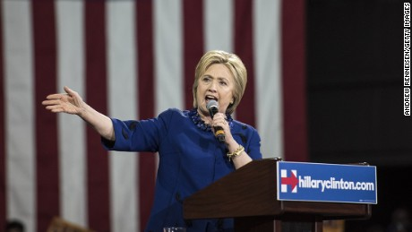Hillary Clinton wins Louisiana Democratic primary