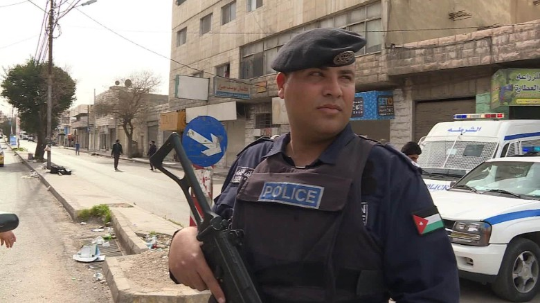 Jordan foils 'criminal plot linked to ISIS'