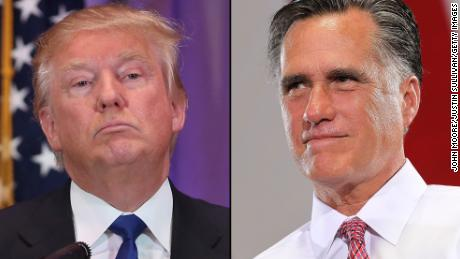 First on CNN: Donald Trump, Mitt Romney to meet this weekend
