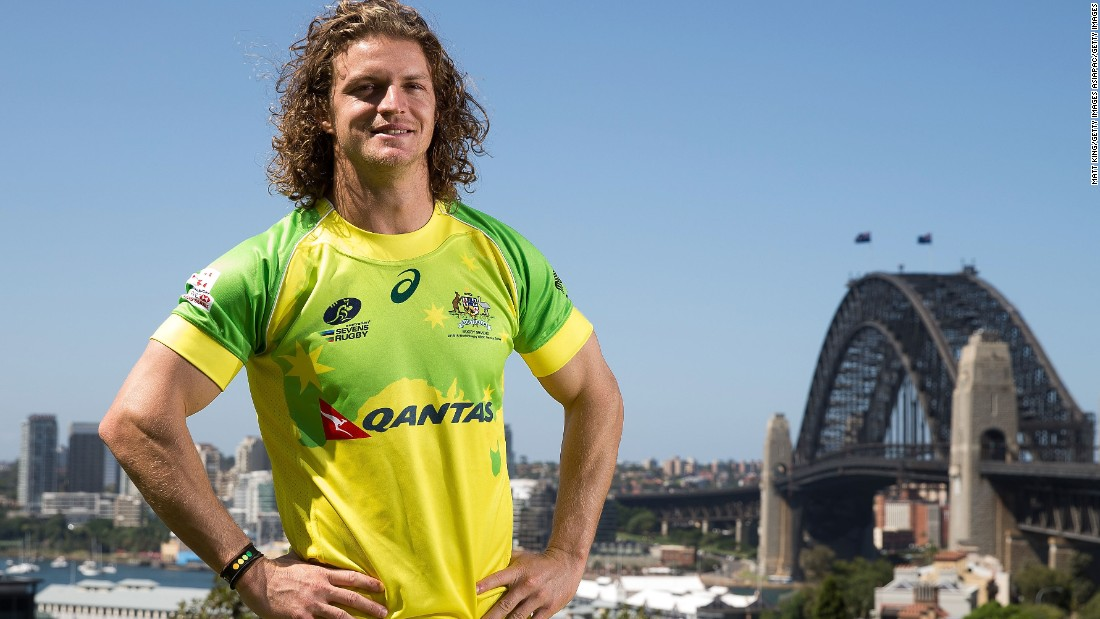 He announced plans to earn an Olympic sevens berth at the end of last year, and will make his debut in the side in Hong Kong in April.