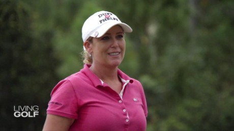 Cristie Kerr celebrates 20 years in golf