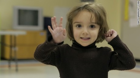 Many of the Syrian families arriving in Lethbridge have young children.