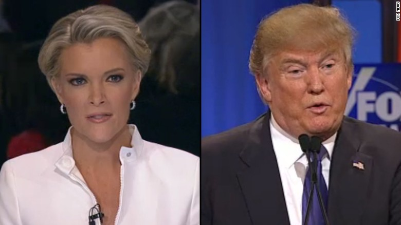 Megyn Kelly questions Trump over Trump University