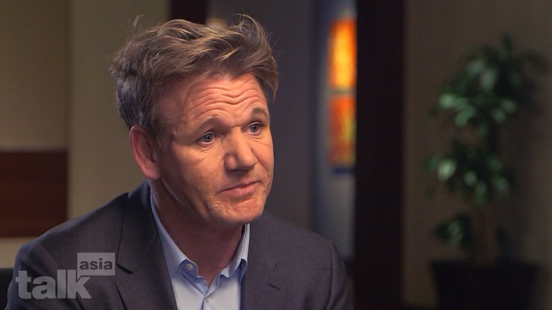 Master chef Gordon Ramsay opens up about his childhood
