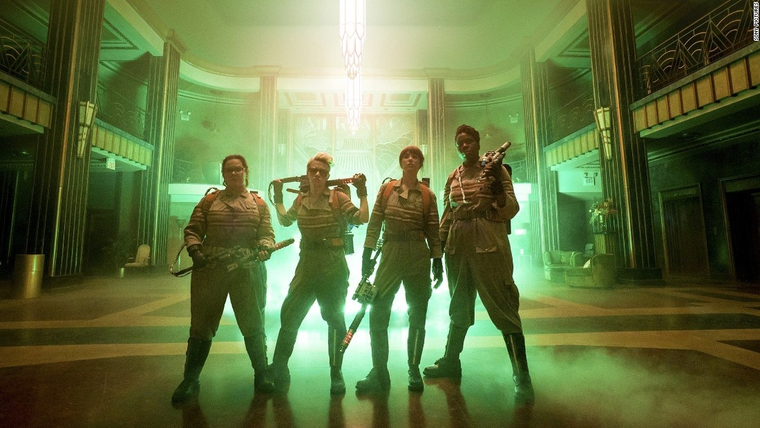 "Kristen Wiig, Melissa McCarthy, Kate McKinnon and Leslie Jones will star in the new ""Ghostbusters."" What's the original cast up to? Click through the gallery to find out."