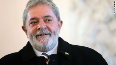 Former Brazilian President Luiz Inacio Lula da Silva is being investigated in money-laundering and bribery probes.
