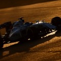Valtteri Bottas of  Williams: f1 testing Barcelona