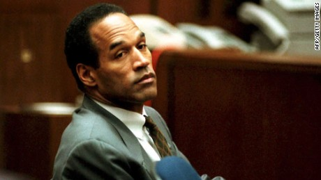 O. J. Simpson sits in Superior Court in Los Angeles on December 8,1994 during an open court session.