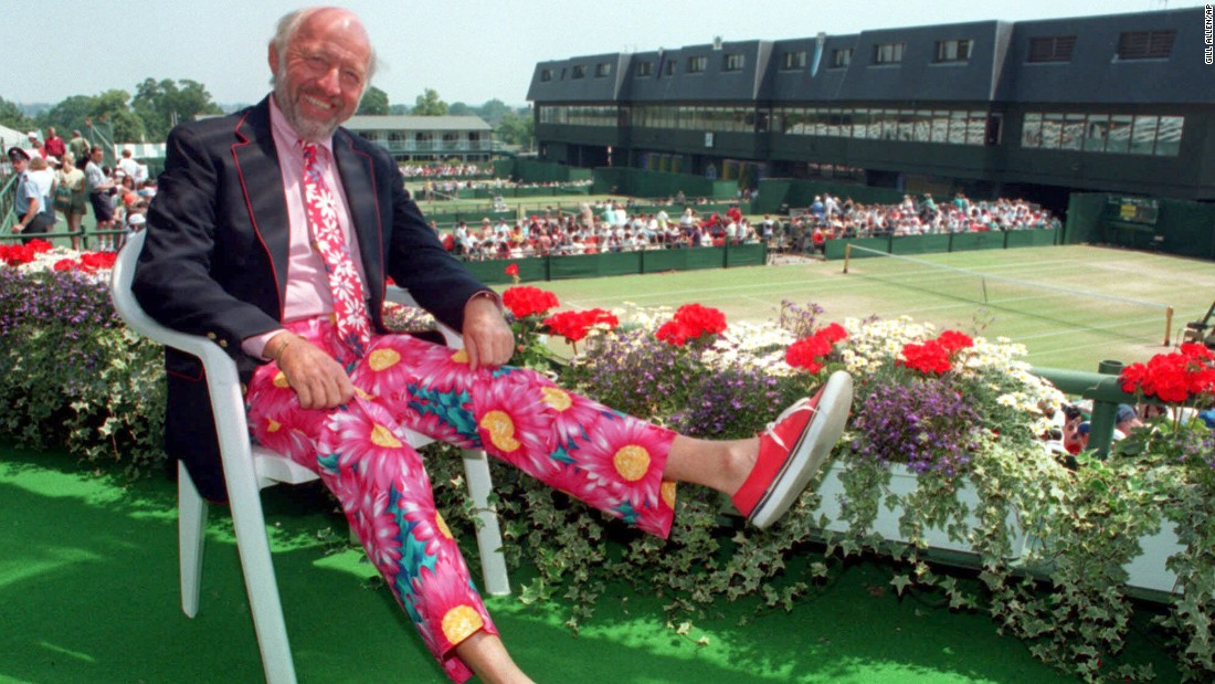 "<a href=""http://www.cnn.com/2016/03/04/tennis/bud-collins-dies/index.html"" target=""_blank"">Bud Collins</a>, the legendary tennis writer who was the first newspaper scribe to regularly appear on sports broadcasts, died March 4. He was 86. Collins was beloved for his cheerful and enthusiastic coverage of a sport he covered for almost 50 years."