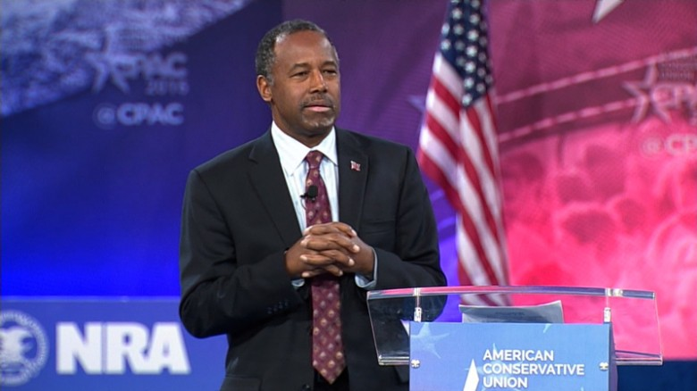 Carson: Media shouldn't bite on things Trump says to get attention
