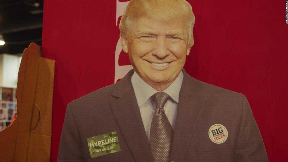 Donald Trump puts conservatives in crisis mode - CNN Video