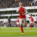 Aaron Ramsey goal spurs