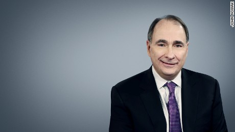 David Axelrod  Super Tuesday election results reported from CNN's Washington DC bureau on Tuesday, March 1, 2016 in Washington, D.C.  Photo by John Nowak/CNN