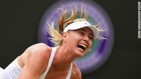 A look back at Maria Sharapova's career