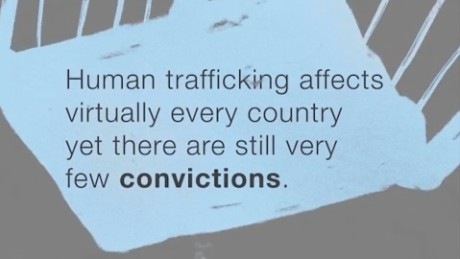 The business of human trafficking