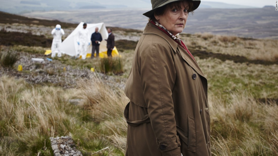 "<strong>""Vera"" Series 6</strong> : Brenda Blethyn plays Detective Chief Inspector Vera Stanhope in the sixth installation of the mystery series based on Ann Cleeves' bestselling crime fiction. <strong>(Acorn TV)</strong>"