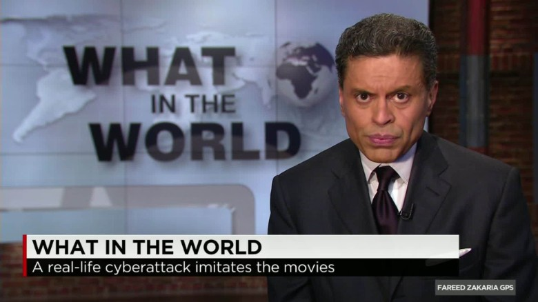 What in the World: Confronting cyberattacks