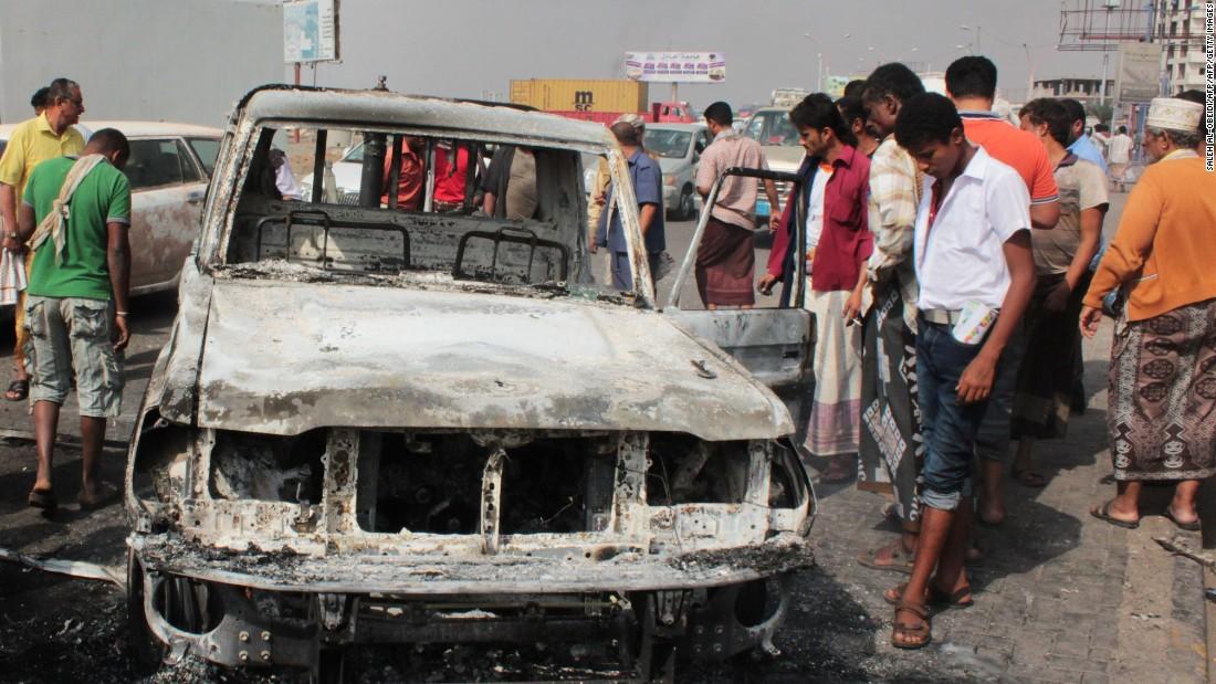 blog first combat death yemen trumps