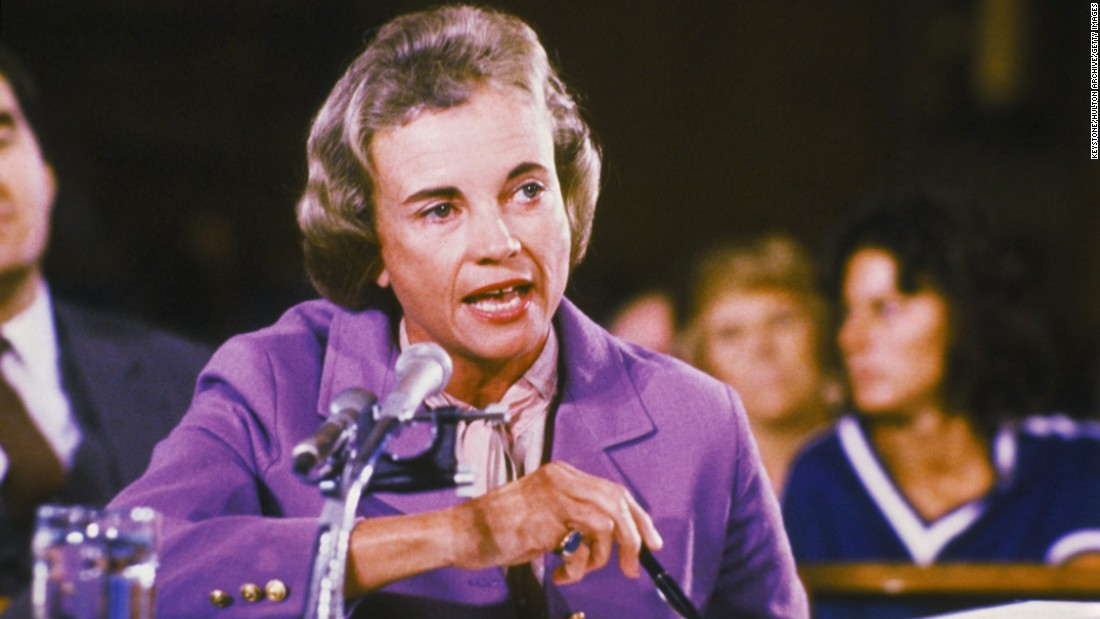Sandra Day O'Connor was the first woman to be appointed to the U.S. Supreme Court. She was appointed by President Ronald Reagan in 1981.