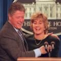 Dee Dee Myers Bill Clinton
