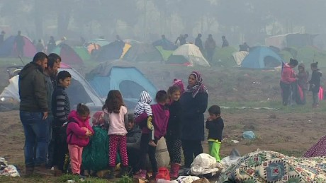 New deal would see migrants sent back to Turkey