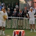 Federer Sampras Wimbledon 2009