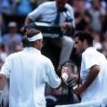 Sampras Federer Wimbledon 2001