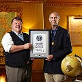 Guinness records Ranulph Fiennes