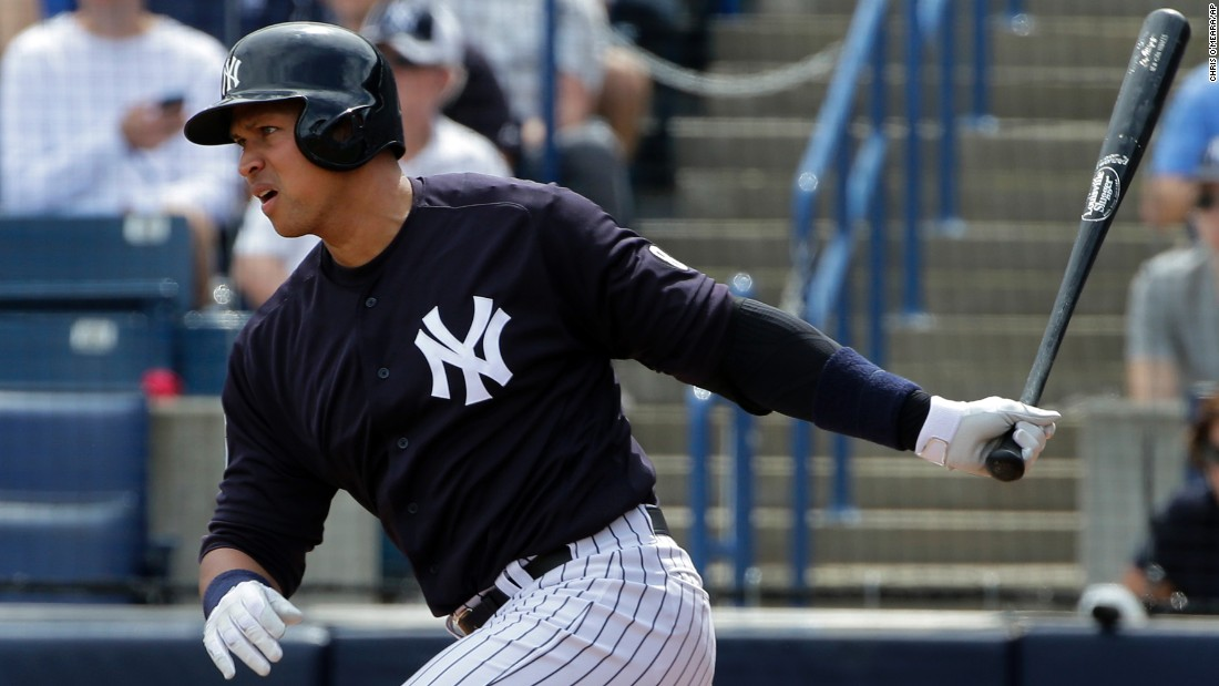 "New York Yankees slugger Alex Rodriguez confessed to using performance-enhancing drugs in a meeting with the Drug Enforcement Administration in January 2014. Rodriguez told DEA investigators that he had used banned substances, including testosterone cream, testosterone gummies, and human growth hormone, between late 2010 and October 2012. He was <a href=""http://www.cnn.com/2014/01/11/us/alex-rodriguez-suspended/index.html"">suspended</a> for the entire 2014 season."