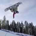 Chloe Kim snowboarder 2