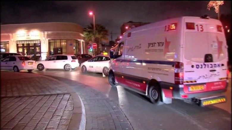 Tel Aviv stabbing leaves American tourist dead